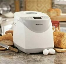 NEW Hamilton Beach 2 lb Digital Bread Maker Model #29881 Free Ship