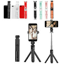 Mini Selfie Stick Retractable Tripod Bluetooth Monopod For Smartphone Mobile