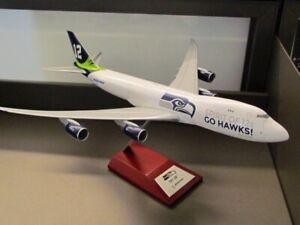 1/200 Hogan Boeing 747-8F Seattle Seahawks the original model