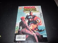 MARVEL ZOMBIES VS. ARMY OF DARKNESS #2  SIGNED BY ARTHUR SUYDAM WITH COA!!!