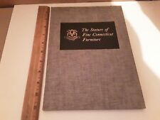Antique Connecticut Furniture -Barbour Collection -  1959 Limited Edition SIGNED