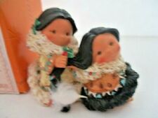 """Enescco 1997 Friends Of Feather """"Gift of Friendship """" in box"""