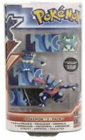 Pokemon X Y 3 Paquete Evolution Figuras Niños Juguete (Al Azar Selected Modelos)
