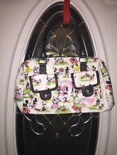 Disney Parks Mickey & Minnie Mouse Collage Purse Handbag