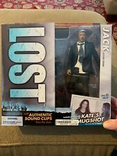 2006 McFarlane Toys Lost TV Show Jack Shephard Figure Set With Sounds Clip (JR)