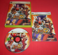 XBOX 360 Super Street Fighter IV [PAL (Fr)] Microsoft Slim Fat Console *JRF*