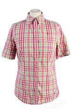 Vintage Gaastra Ladys Holiday Short Sleeve Shirts S Multi - SH3843