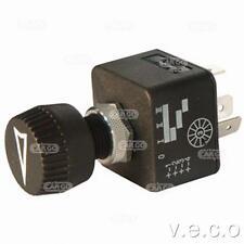 12 voltios 4 posición Off-en-en-En Faro Giratorio Calentador Interruptor 5 terminal 180158