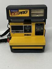 Polaroid 600 Job Pro Instant Film Camera. The Construction Camera