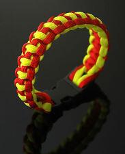 The Fire Brigade Paracord Bracelet