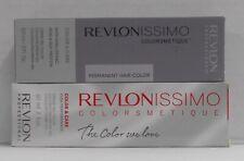 REVLON Revlonissimo COLORSMETIQUE COLOR & CARE Creme Gel Hair Color ~ 2 fl oz