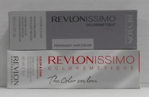 REVLON Revlonissimo COLORSMETIQUE Creme Gel Hair Color ~ 2 fl oz (Levels 7 & Up)