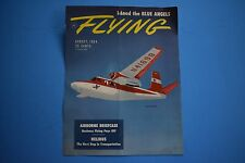 August 1954 Flying Magazine Aero Commander