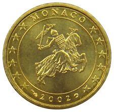 (E93) - Monaco - 10 Cent - 2002 - Rainier III - UNC - Al-Bro - KM# 170