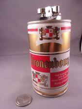 Kronenbourg Beer Vintage Steel Can Cigarette Lighter Mib
