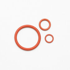 New Nikon Nikonos O-rings / rubber gaskets for SB-105 strobe. Red storage set