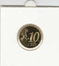 Duitsland 2002 PP 10 cent letter G Proof