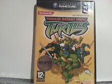 TEENAGE MUTANT NINJA TURTLES Nintendo Gamecube BRAND NEW PAL game