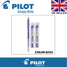 Piloto Color Eno Portaminas 0.7mm (plcr - 7-S8) Lápiz + 2 conduce Violeta