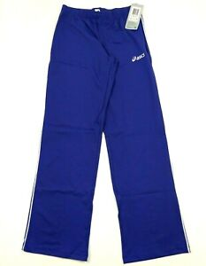 ASICS Womens Alyssa Warm-up Pants Purple Size XS BT854-63