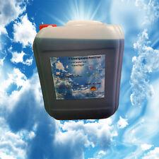 Flüssigwaschmittel Gel  Konzentrat Waschmittel 10 Liter Meeresbrise