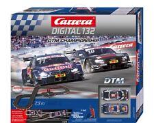 Carrera Digital 132 DTM Championship Wireless+ slot car race set 30196