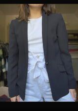 Veste Blazer Femme Esprit Taille 36 Bleu Marine