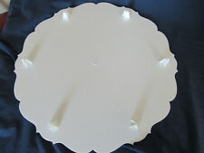 Vintage Wilton 18 inch  Separator  Cake Plate #302-504