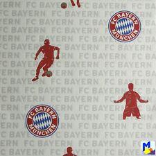 """Rasch Tapete 703108 """"FC BAYERN MÜNCHEN"""" Vliestapete"""