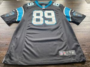 NFL Carolina Panthers Legend Steve Smith Mens Nike On Field Jersey- Large