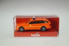 Herpa Ho 1/87 Mercedes-Benz C 200 camiseta Fw Feuerwehr Hamburgo bomberos