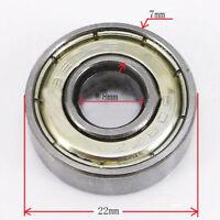 10 x 608ZZ Deep Groove Ball Bearings 8*22*7mm for 3D Printer 8mm Bore