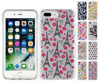 For Apple iPhone 7 Plus | 8 Plus - GLITTER Bling Design Armor Rugged Cover Case