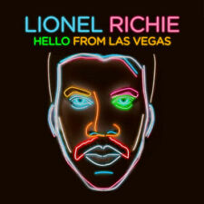 LIONEL RICHIE Hello Live From Las Vegas CD  NEW SEALED