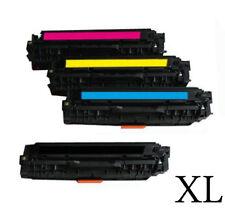 4x Toner XXL für HP CF410X - CF413X Color Laserjet Pro MFP M377DW M450 M452 M477
