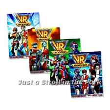 V.R. Troopers: Complete TV Series Seasons 1 & 2 Four Piece Box / DVD Set(s) NEW!