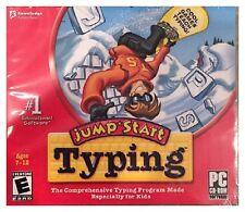JUMPSTART TYPING (PC) BRAND NEW SEALED - FREE U.S. SHIP - WIN10, 8, 7, XP - NICE