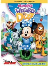 Minnie's the Wizard of Dizz [New DVD] Dolby, Dubbed, Subtitled, Widescreen