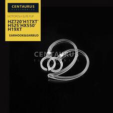 2pcs Ear Hook EarHook For Motorola Elite Flip HZ720 H17xt H525 HX550 H19xt