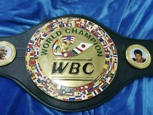 WBC WORLD Boxing Championship Replica BOXING Belt Adult size