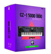 CASIO CZ-1 5000 1000 101 for REASON REFILL REFILLS vintage Sample Library