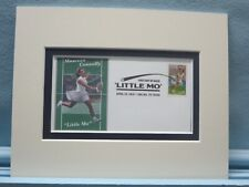 """Tennis Great Maureen Connolly """"Little Mo"""" & First Day Cover of her own stamp"""