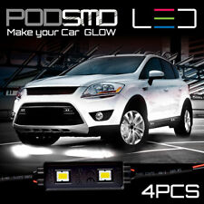 Neon Led Under Car Rock Lights White Accent Underbody Glow for Subaru Forester