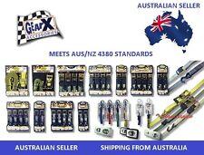 RATCHET TIE DOWNS - HEAVY DUTY 1000KG 38mm x 4.5m AUSTRALIAN STANDARDS - 1 PACK