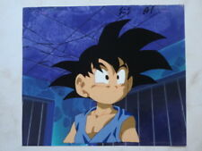 DRAGON BALL ANIME CEL Z AKIRA TORIYAMA GOKU TOEI TAVOLA ORIGINALE DRAWING