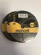 Maxell Cd-r 700mb 52x Termoretratto Shrink 10pz