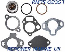Marine Thermostat Kit pour Mercruiser V6 & V8,Remplacement 8M0089715, 807252Q4