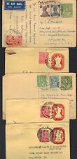 INDIA 1920-50's COLL OF 21 P.CVRs & CARDS MOST ADDRESSED TO HOLLYWOOD RADIO & TV