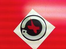 1 Pegatinas Adhesivas LORENZO 99 3D Resina logo