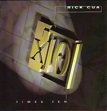 Rick Cua-Times Ten/X10-UCA Records-CD 1995 New
